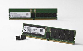 세계 최초 DDR5 D램 출시 이미지