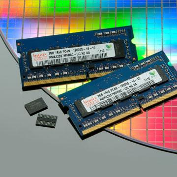 30나노급 2Gb DDR4 D램 개발 이미지
